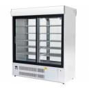 SCh-1-2/P WESTA | Kétoldalon üveges hűtővitrin