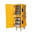 AVATHERM 600M Double thermobox - Szigetelt ételszállító doboz