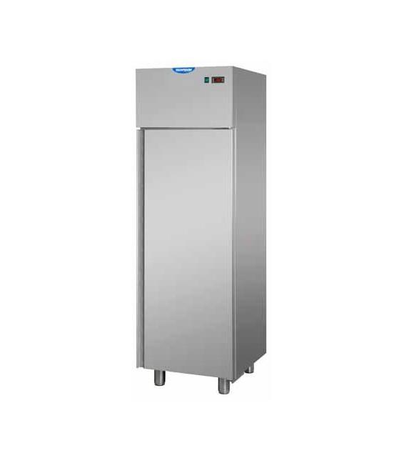 AF04EKOTN - Rozsdamentes teleajtós hűtőszekrény