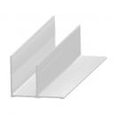 """F"" profil - alumínium 20 mm"