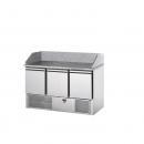 SL03PZ | Pizzaelőkészítő asztal 3 ajtóval