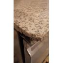 ESL3831 - Pizzaelőkészítő asztal (saláta hűtőbetéttel) - LEÉRTÉKELT