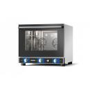 PF5004P | Caboto manuális konvekciós sütő párásítóval és grill funkcióval
