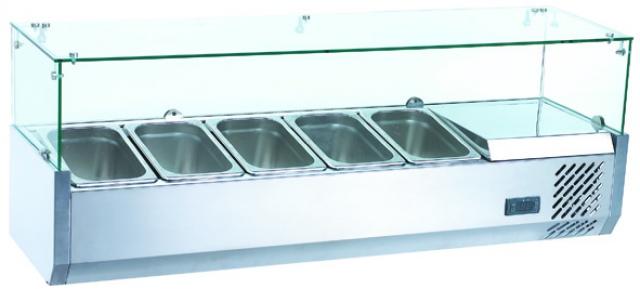 RT-1200 - Salátahűtő