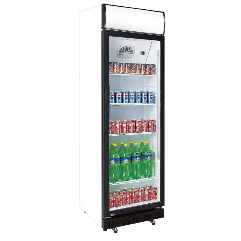 LG-360X   Üvegajtós hűtővitrin