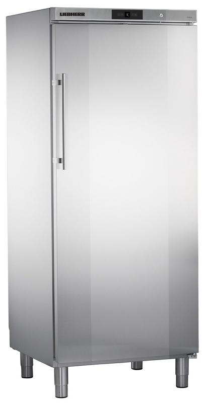 GKv 6460 - Rozsdamentes hűtőszekrény