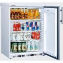FKU 1805 - Rozsdamentes hűtőszekrény