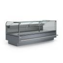 LCK Kolumba 03 1,875 | Egyenes üvegű csemegepult beépített aggr. (V)