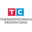 VL18-G - Glass door INOX freezer