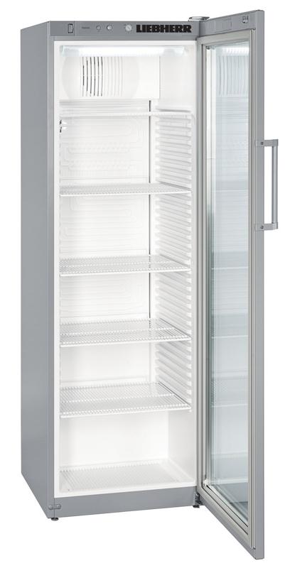 FKvsl 4113 | LIEBHERR Üvegajtós hűtővitrin