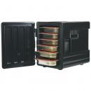 AVATHERM 601M Thermobox - Szigetelt ételszállító doboz szürke színben