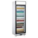 LG-402 DF | Üvegajtós hűtővitrin