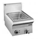 EBM465 | Elektromos vízfürdős melegentartó 1x GN 1/1 | BEMUTATÓTERMI DARAB