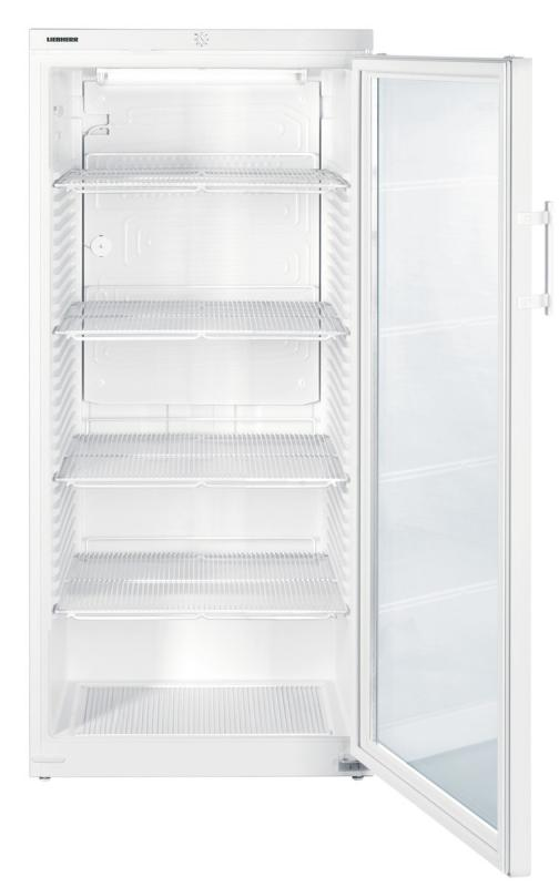 FK 5442   LIEBHERR Üvegajtós hűtővitrin