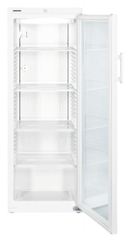 FK 3642 | LIEBHERR Üvegajtós hűtővitrin