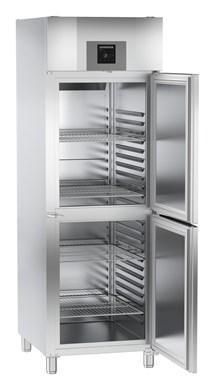 GKPv 6577 | LIEBHERR Osztott Ajtós Hűtőszekrény