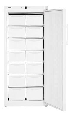 G 5216 | LIEBHERR Mélyhűtő szekrény statikus hűtéssel