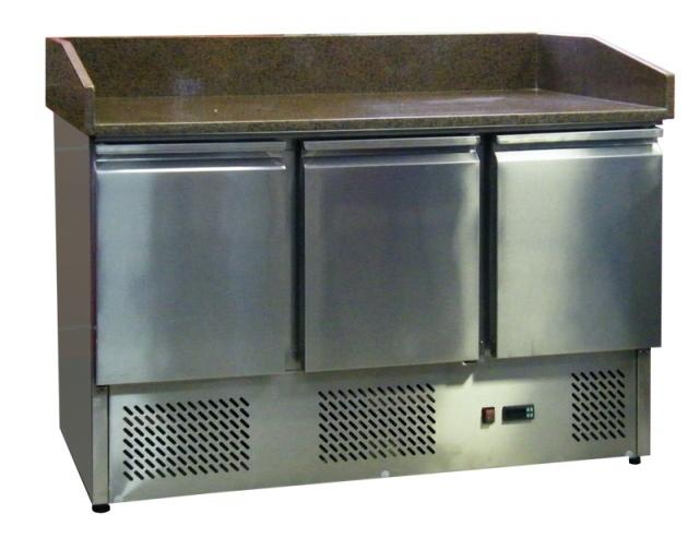 ESL3852 - Pizzaelőkészítő asztal