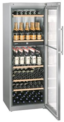 WTpes 5972 | LIEBHERR Bortemperáló szekrény