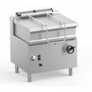 BRG78A   Gázüzemű billenőserpenyő 50 literes