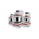 Silver 50 HD | Red Line-3 Spirálkaros dagasztógép