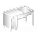 3011 - INOX Sinks 600mm