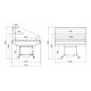 Open+ | Önkiszolgáló hűtősziget