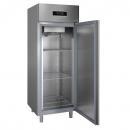 HD7T | Teleajtós hűtőszekrény (Rozsdamentes megjelenésű, ujjlenyomat mentes bevonattal)