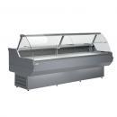 LCD Dorado | Hajlított üvegű csemegepult