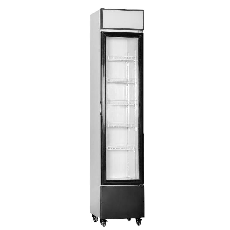 LGS-160F | Üvegajtós hűtővitrin