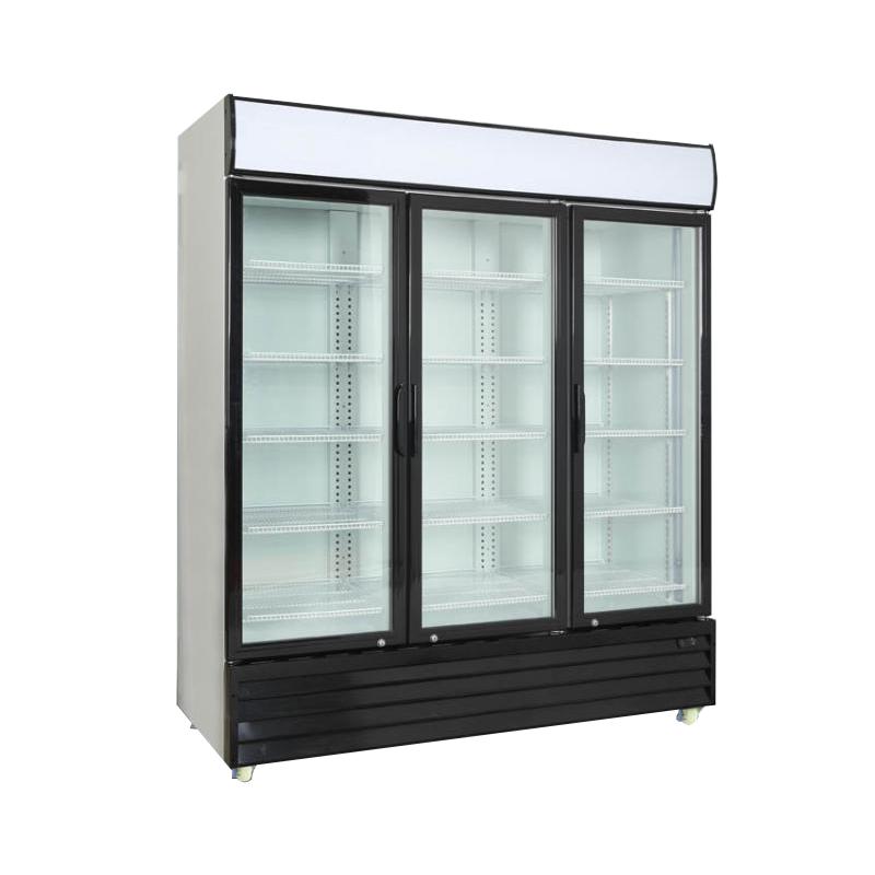 SD 1501-1 H | Üvegajtós hűtővitrin