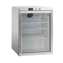 SK 145 GD | Rozsdamentes hűtővitrin