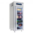 VN10-G | Rozsdamentes üvegajtós hűtővitrin