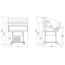 Arco C1200 | Önkiszolgáló hűtősziget