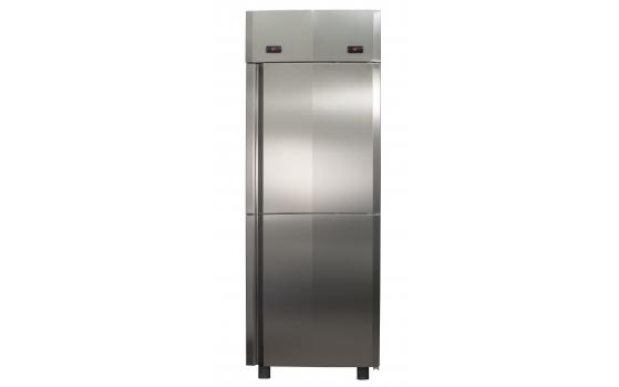 Gastro Combi Inox C700 | Teleajtós hűtőszekrény