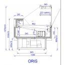 ORIS 0.94   Csemegepult