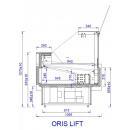 ORIS LIFT 0.94   Csemegepult