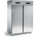 FD150BL | Kétajtós rozsdamentes fagyasztó és hűtő szekrény