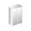 3309 - Rozsdamentes szekrény 700mm