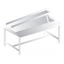 3251 - INOX Sink 800mm