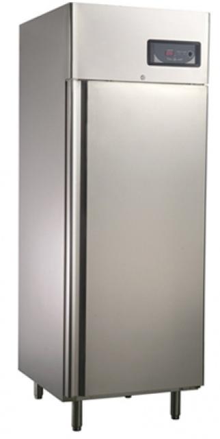 GNC740L1 - Rozsdamentes hűtőszekrény