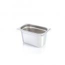GN Edény 1/4 - 150 mm, Rozsdamentes - 4,1 Liter