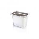 GN Edény 1/4 - 200 mm, Rozsdamentes - 5 Liter