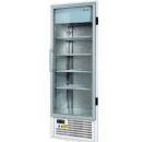 SCH 401 INOX | Üvegajtós, rozsdamentes hűtővitrin