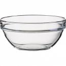 Arcoroc Empilable | Sorolható üvegtál 24 cl 10x4,5 cm