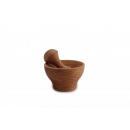 Fa mozsár kicsi 6,5x10 cm