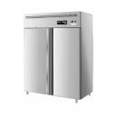 KH-GN1410TN | Kétajtós rozsdamentes hűtőszekrény