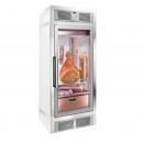 WSM 450 G - RLC - CL | Üvegajtós húsérlelő vitrin