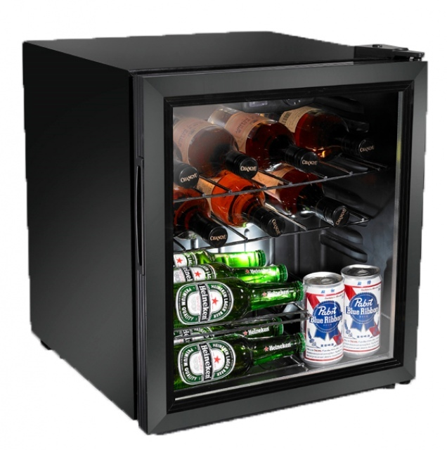 SC 52 - Üvegajtós hűtővitrin