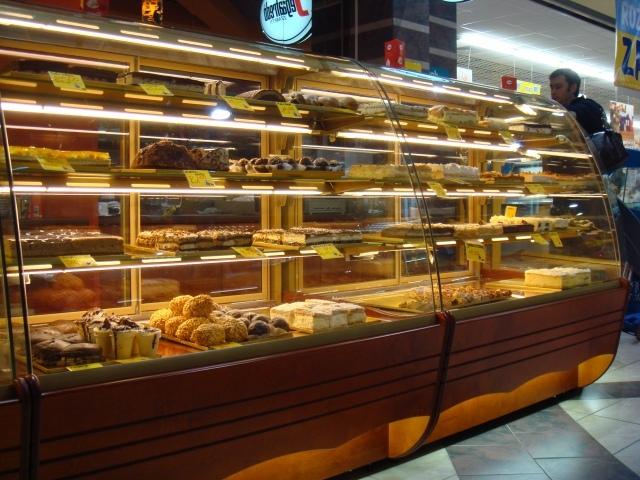C-1 BL 90/NE - BELLISSIMA Semleges süteményespult